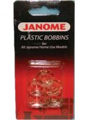 Click Here To View Janome Plastic Bobbins