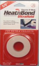 Click Here To View Heat N Bond Ultra Hold - 16mm