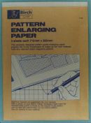 Click Here To View Pattern Enlarging Paper
