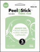 Click Here To View Peel N Stick Fabric Fuse - Instant Bond X 5 Sheets