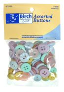 Click Here To View Assorted Buttons - Pastels