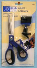 Click Here To View Laser Scissor - Blue Handle