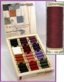 Click Here To View Gutermann Trendy Colours 100mt Poly