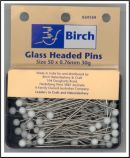 Click Here To View Glass Headed Pins 50mm