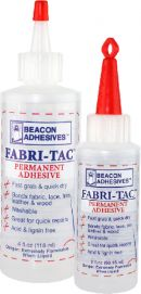 Click Here To View Fabric -tac Permanent Adhesive