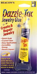 Click Here To View Dazzle Tac - Jewelery Glue