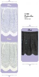 Click Here To View Frilled Cambric Lace 75mm