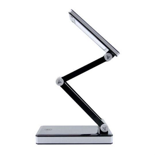 Triumph Led Super Bright Folding Rechargeable Hobby Desk Lamp Black Sewing Online Com Au