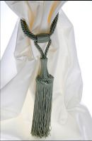 Click Here To View Single Tassel Tieback