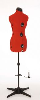 Click Here To View Action Dress Form 8 Part Dressmaking Model