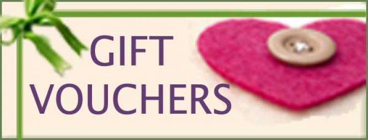 Gift vouchers sewing online gift voucher negle Gallery